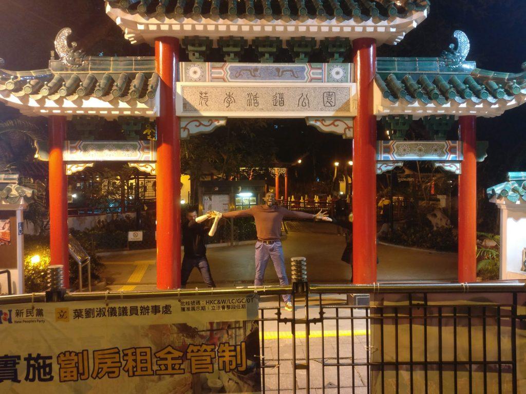 Bilkher se challenge en chine
