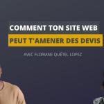 comment ton site web peut t'amener des devis